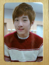 Super Junior M Perfection Photo Card Official Photocard ( Korean Press) Henry