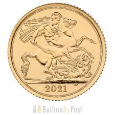 More details for 2021 gold half sovereign