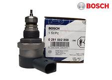 Original Bosch Druckregelventil Druckregler Commonrail Audi Skoda 2.0 0281002858