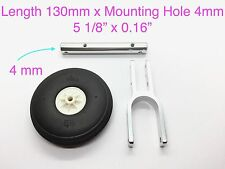 """1 Set 1/10 CNC Shock Absorbing Landing Gear 5 1/8"""" for RC Airplane TH010-00801"""