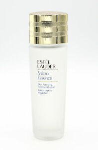Estee Lauder Micro Essence Skin Activating Treatment Lotion 75ml NEW Damaged Box