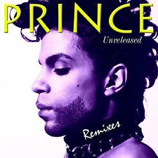 PRINCE Postcard + unreleased remixes REMIX CD Erotic City 1999 DJ