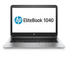 "HP EliteBook 1040 G3 14 "" ordinateur portable - Core i7 2.6Ghz GHz, 8GB, 256 Go,"