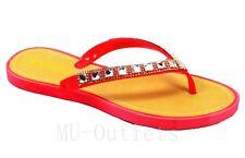 New Women's Summer Rhinestone Casual Flat Flip Flops Sandals Slipper (#GR227)