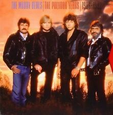 The Moody Blues - They Polydor Years (6cd 2dvd Set)