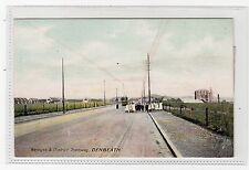 WEMYSS & DISTRICT TRAMWAY, DENBEATH: Fife postcard (C2695).