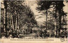 CPA  Environs de Saint-Agreve - Chaine des Bouttieres  (484475)