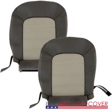 03-07 Ford Explorer E-Bauer XLT V8 Sport D, P Bottom Pe. Leather Seat cover TAN