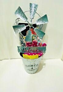 Women Gardening Lovers Gift/ Birthday Basket Mum Wife Nan MomFriend