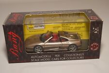 V 1:43 BANG 8037 FERRARI 355 GTS ROAD STREET METALLIC GOLD METAL MINT BOXED RARE