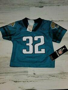 NWT Jacksonville Jaguars Jersey Kids Size 3-6M Maurice Jones-Drew NFL