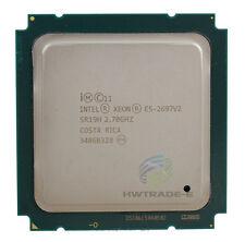 Intel Xeon OEM E5 2697 V2 SR19H 2.7GHz 12Core 30M 130W LGA2011 Processor CPU