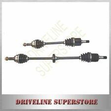 KIA RIO Year 2006 -2010 manual, A SET OF TWO BRAND NEW CV JOINT DRIVE SHAFTS