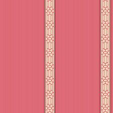 York Ashford House Oriental / Asian Banding Stripe Wallpaper SA9211