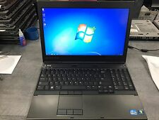 "Dell Precision M4600 15.6"" Core i7 Quad Core, 1TB HDD, 16GB RAM, QUadro K2000M"