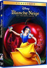 """DVD """"Blanche-Neige et les sept nains"""" Disney n 1    NEUF SOUS BLISTER"""