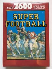 Atari 2600 Video Game Super Football New Sealed Old Store Stock