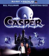 Casper (Blu-ray Disc/Digital HD) EXCELLENT BIN FREE SHIP