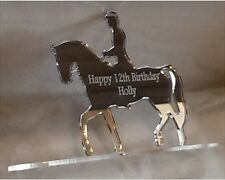 18th 21st Any Age Horse Theme Happy Birthday Gift Present Keepsake Personalised