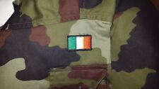 SMALL IRISH / IRELAND UNIFORM FLAG PATCH - NEW
