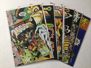 2000 A.D. 1-4 9 10 Nm- Near Mint- 9.2 Eagle Comics