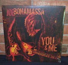 JOE BONAMASSA - You & Me, Import 180 Gram BLACK VINYL New & Sealed!