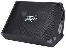 """Peavey PV 12M 1000 Watt Two Way 12"""" Stage/Floor Monitor Speaker PV12M"""
