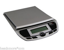 MyWeigh 3001 silber  3kg x 1g Digitalwaage Küchenwaage Briefwaage scale 3001P