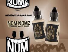"Nom Nomz Aroma""Chew Bacco"" 30 ml- Aromen liquid Basen e-liquid eliquid"