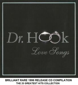 Dr Hook - A Very Best 20 Greatest Hits Collection CD - 70's Country Rock Pop