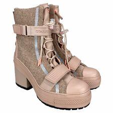 Converse Chuck Taylor All-Star GR82 XX-Hi Platform High Heel Sneaker Salt Pink