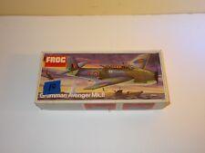 GRUMMAN AVENGER MK.II BY FROG 1/72 SCALE