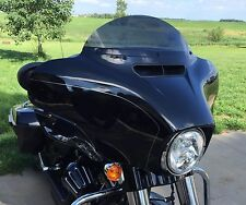 "6"" Dark Tint Windshield 2014 Harley Street Glide Special Rushmore Ultra Touring"