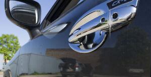 Chrom Türgriffmulden Sport für Mazda CX-5 KF Tuning NEU