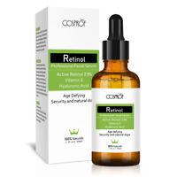 PURE RETINOL VITAMIN A 2.5% Anti Aging Wrinkle Acne Cream Facial Face Serum