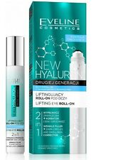 Eveline Hyaluron Expert Lifting Roll-on Under Eyes 2in1 15ml