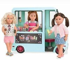 Our Generation Ice Cream Truck for American Girl Dolls  - New in Box