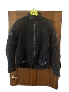 Rukka Flexius Goretex Motorcycle Jacket Size 58