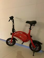 Elektro scooter DYU red & new