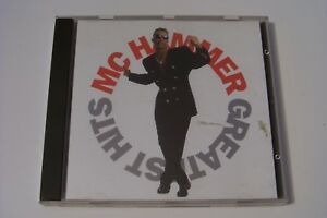 MC HAMMER - GREATEST HITS CD 1996 (Saja The Voices Rap HipHop)