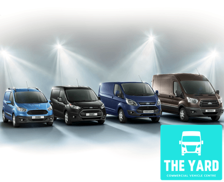 The Yard Commercial Vehicle Centre
