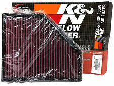 K&N Drop-In Replacement Air Intake Panel Filter for 19-20 BMW G20 330i M340i