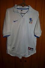 ITALY 1998 WORLD CUP AWAY FOOTBALL SHIRT JERSEY MAGLIA CAMISETA NIKE BAGGIO ERA