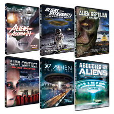 Alien Conspiracy - Dark Truth of the Alien Agenda - Collection DVD(s) Boxed Set!