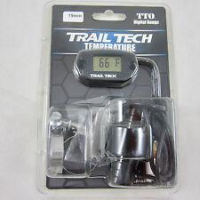 Trail Tech TTO Temperature Meter Digital Gauge 19mm In-Line Hose Sensor 742-EH1