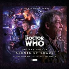 Doctor Who : The War Doctor Volume 3 : Agents of Chaos (Big Finish Audio CD)