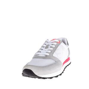 RRP €155 EMPORIO ARMANI NEW VINTAGE RACER U Sneakers EU 40 2/3 UK 7 US 7.5 Logo