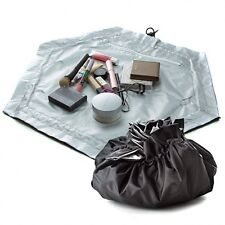 Beauty Cinch-Up Cosmetics Bag - Personal Makeup Station
