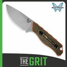 Benchmade Knives B15017-1 Hidden Canyon Richlite Hunting Knife S90v
