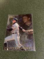 CHIPPER JONES 1996 FLEER FLAIR #200 FOIL CARD BRAVES HOF $1 Shipping PWE